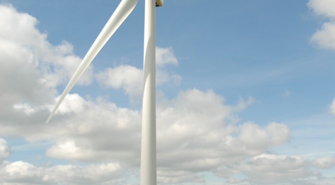 Gamesa instalará 17 turbinas en Reino Unido