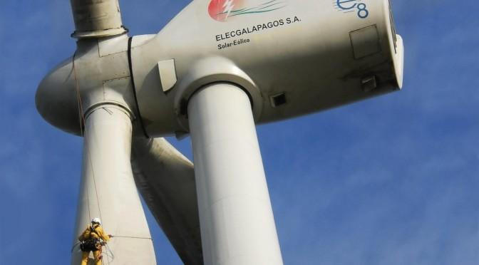 El proyecto de energías renovables de las Islas Galápagos es un ejemplo para otros países