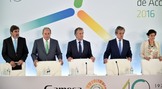 Gamesa regresa al índice de sostenibilidad Dow Jones Sustainability Index World