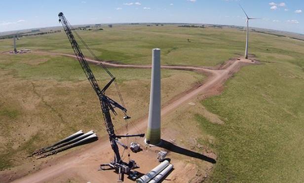 Saceem construirá un nuevo parque eólico para Enercon