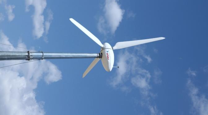 Enair en la feria de Genera 2016 presenta los últimos desarrollos de la mini eólica