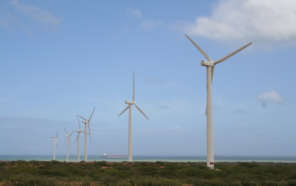 Energía eólica y solar de La Guajira tendría salida