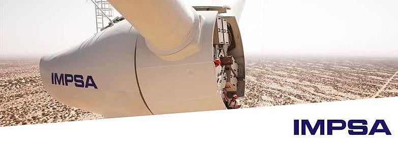Eólica Impsa inaugura su fábrica de aerogeneradores