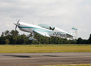 Primer vuelo de un avión eléctrico con el nuevo sistema de Siemens