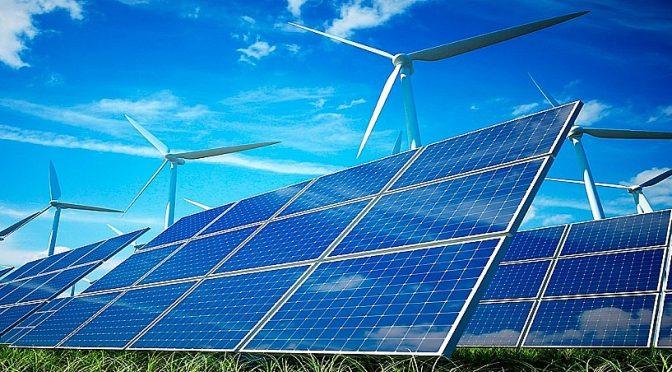 Energías renovables crecerán 13 por ciento más entre 2015 y 2021