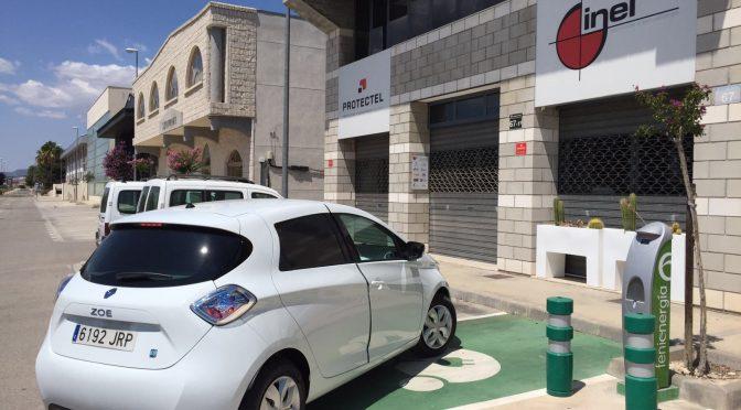 Fenie Energía promueve la recarga de vehículos eléctricos
