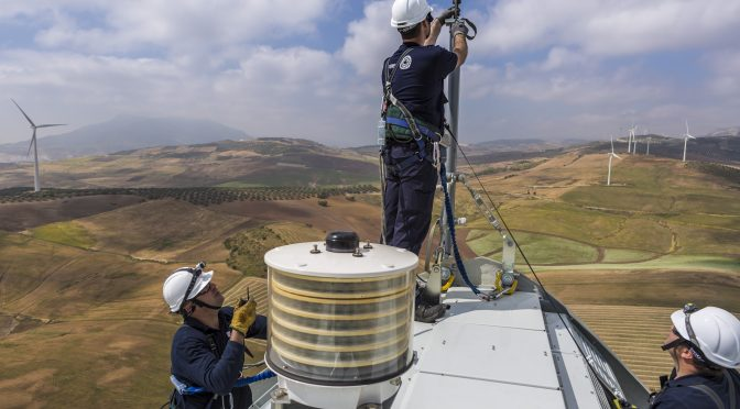 Gamesa mantendrá un parque eólico de 69 MW en Sicilia