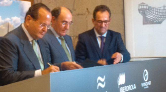 Navantia obtiene un contrato de Iberdrola para un parque eólico marino