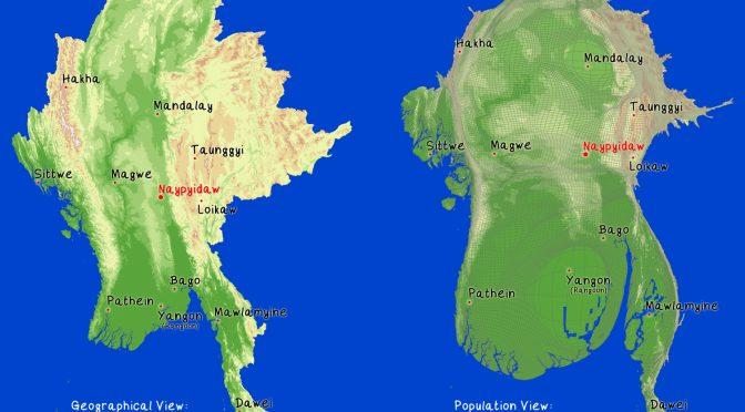 China encabeza inversión en sector de energía de Myanmar