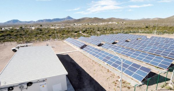 Coahuila tendrá el parque solar más grande de América Latina
