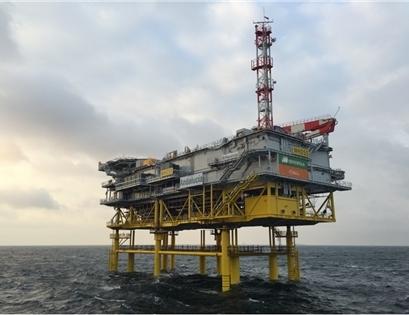 La subestación de Iberdrola ya está en el parque eólico marino Wikinger