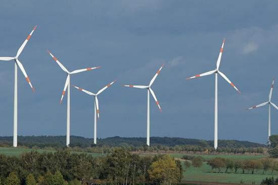 Mainstream inaugura parque eólico en Sudáfrica