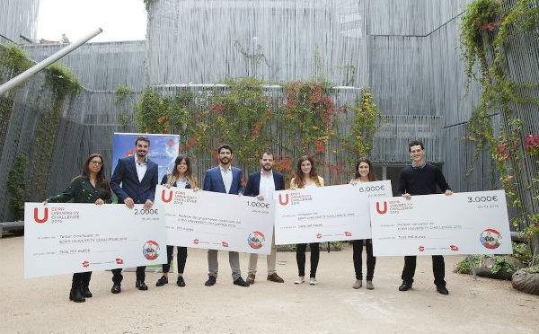 EDP Renováveis concede los premios University Challenge