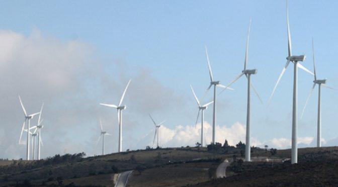Parque eólico de Iberdrola en Puebla estará listo para agosto de 2018