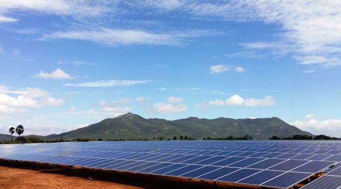 Gamesa logra su mayor pedido solar en India