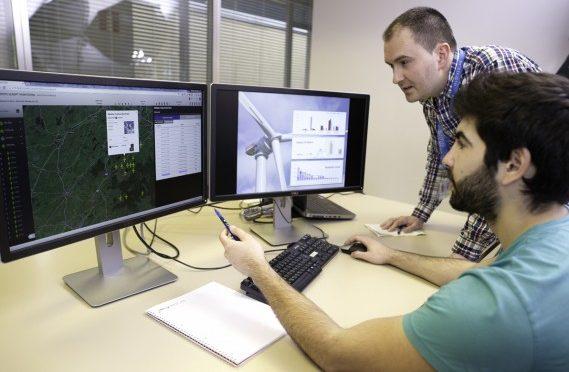 Tecnología vasca de IKERLAN para la eólica de General Electric