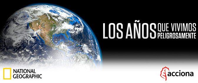 Acciona apoya estreno de National Geographic contra el cambio climático