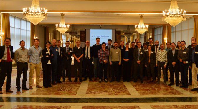 Cener coordina proyecto de eólica CL-Windcon con 6 países