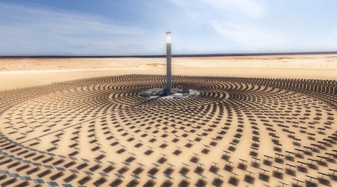 Las centrales de energía termosolar NOORo I, II y III en la COP22