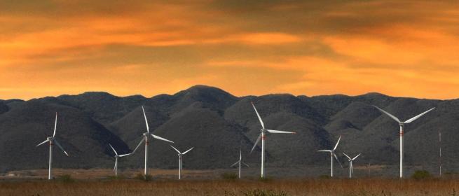 Invertirán en tres años 6.600 millones de dólares en energías renovables en México