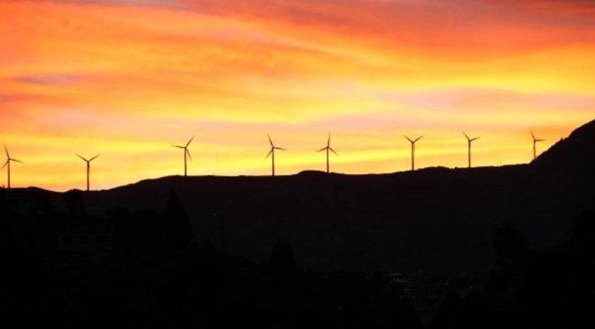 Eólica en El Salvador: contrato para construir el primer parque eólico