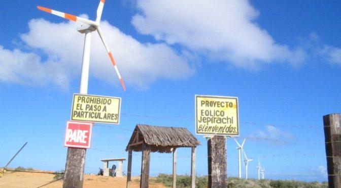 Dan a conocer en Fonseca proyecto de energía eólica