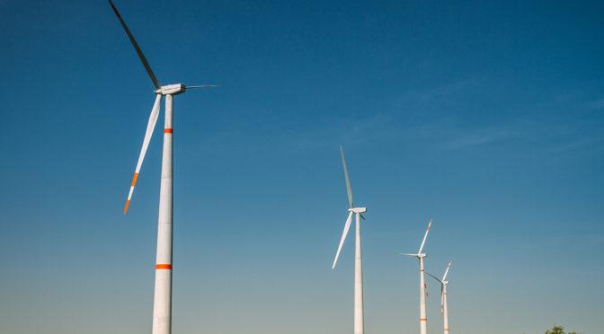 Energía eólica para 2018