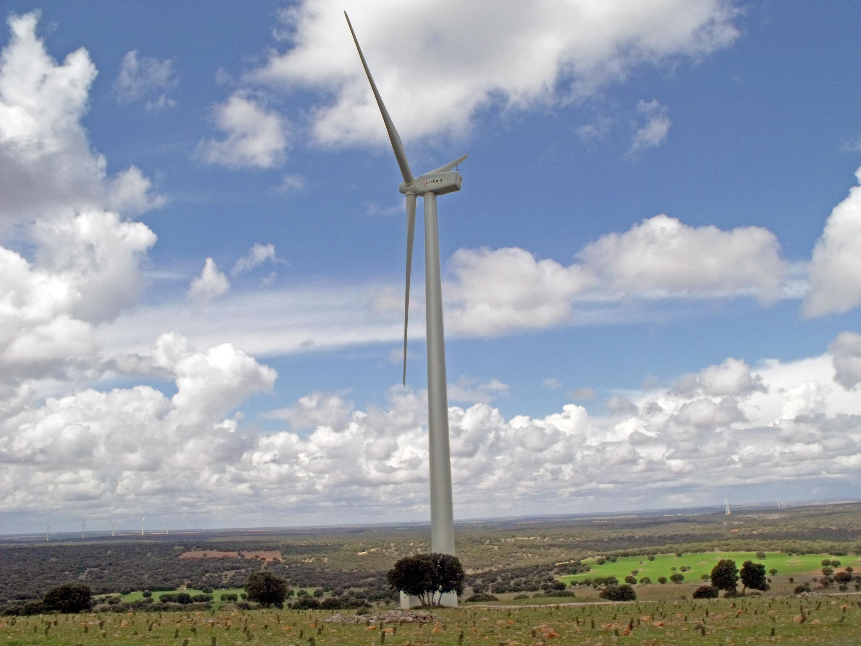 Eólica: PP y CiU piden al Gobierno una estrategia energética con seguridad jurídica