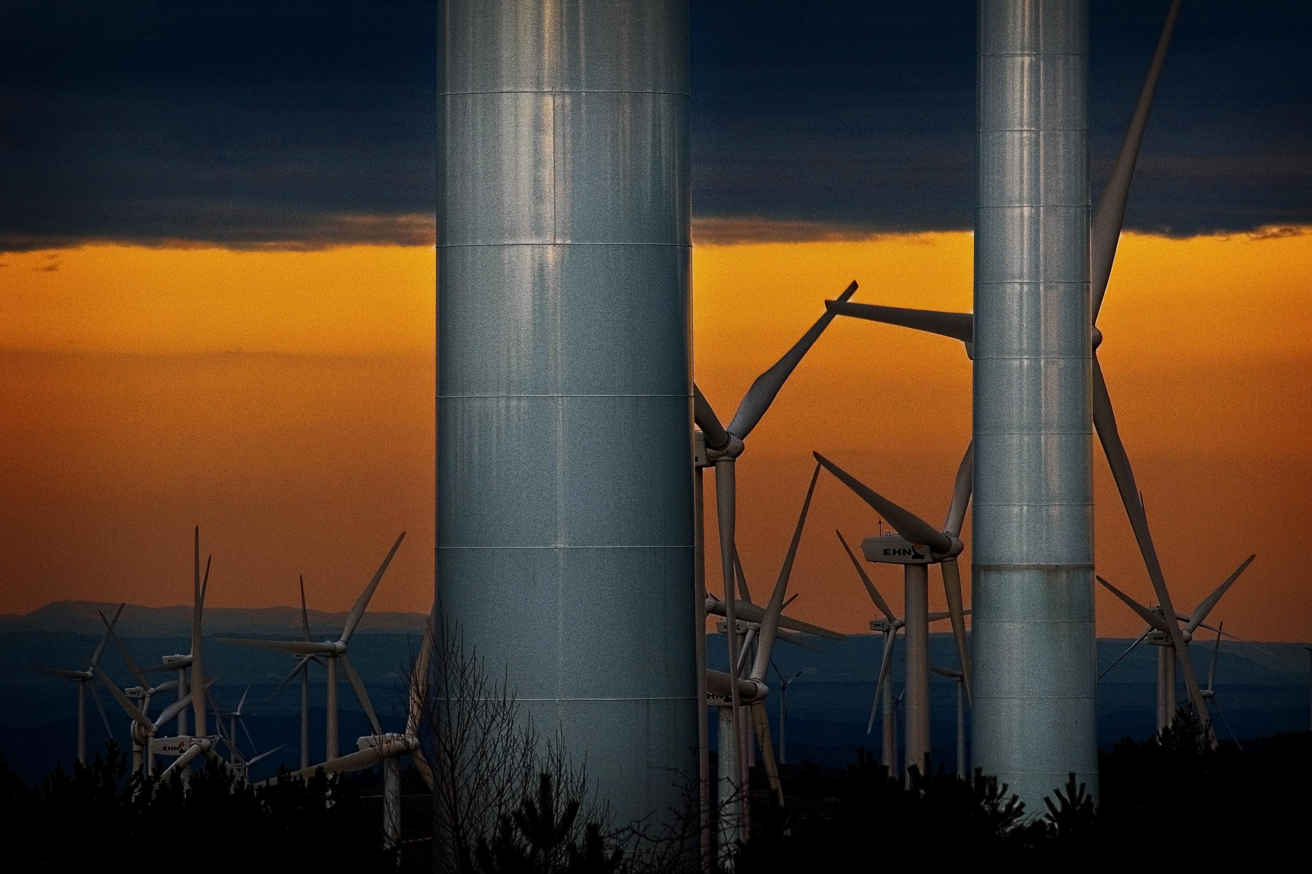 La eólica supondrá el 16,7% del consumo eléctrico en el mundo en 2017, según la AIE