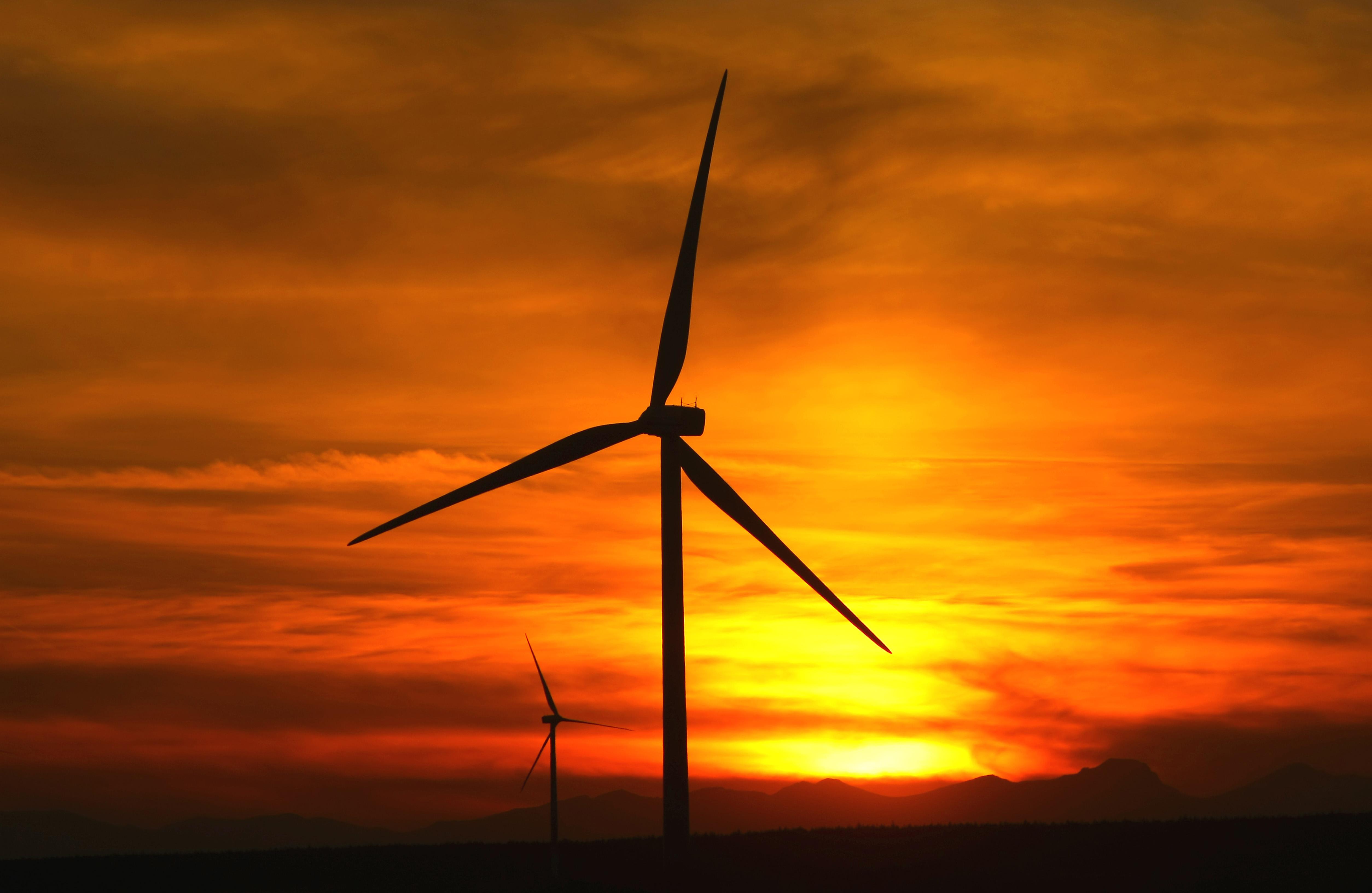 Eólica en Cataluña: ocho nuevos parques eólicos y pocos aerogeneradores nuevos en proyecto