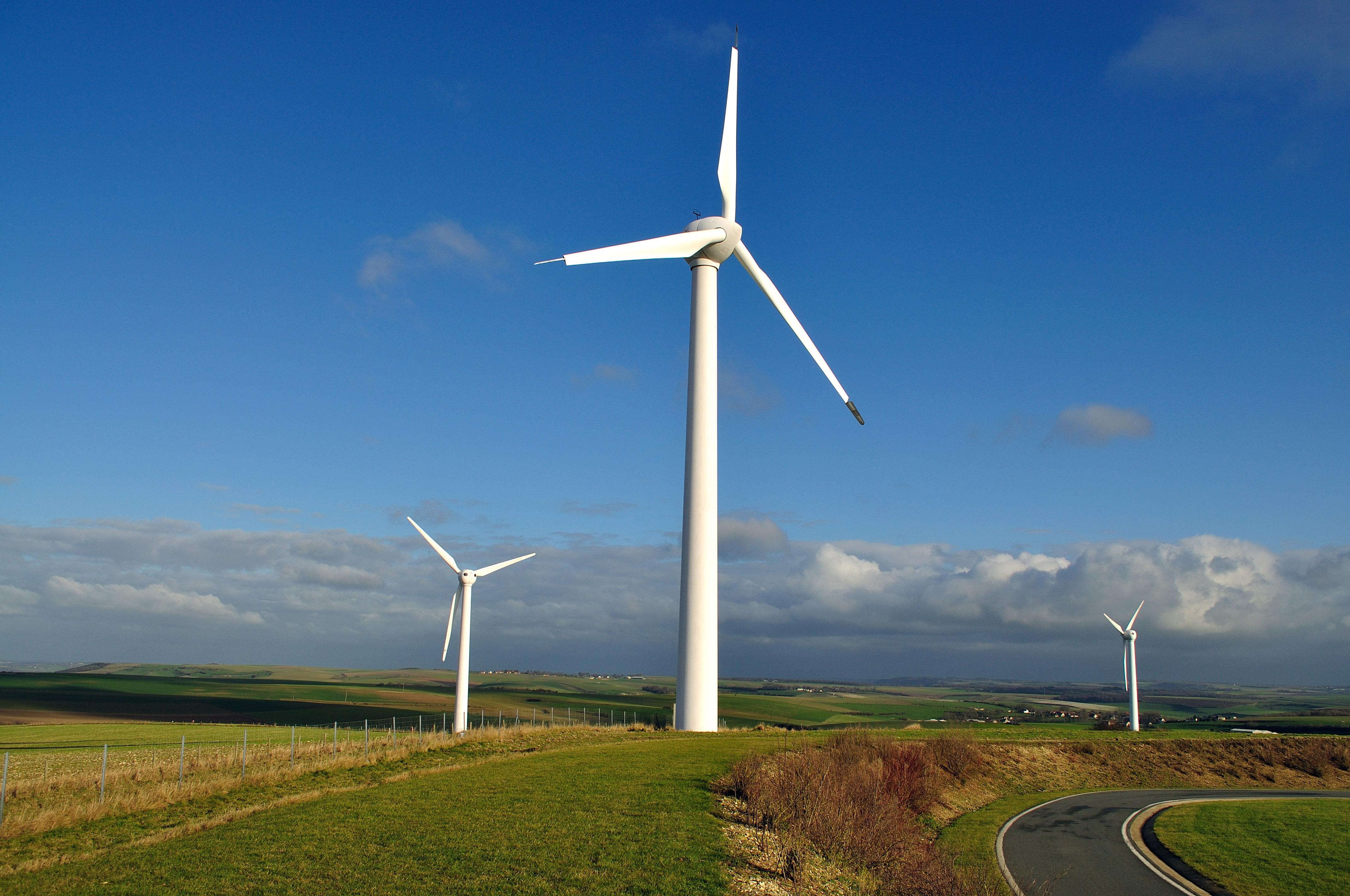 La capacidad eólica mundial supera los 250.000 MW