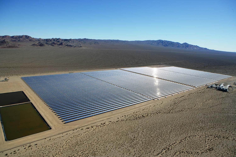 Termosolar de 160 megavatios en Marruecos ya completó el 40% de su construcción