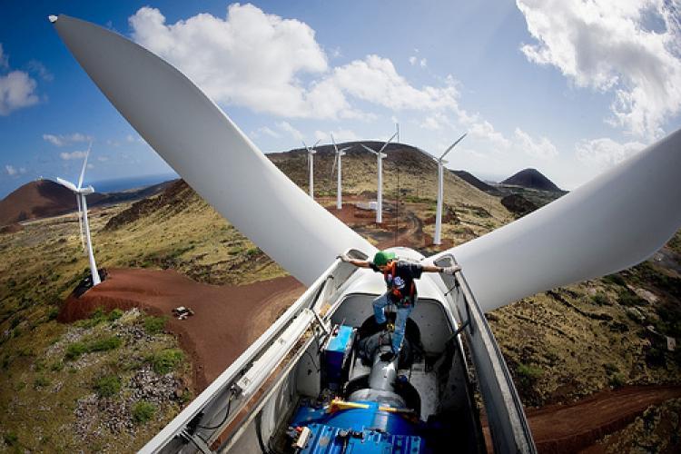 La eólica es la fuente de energía que más crece en Brasil