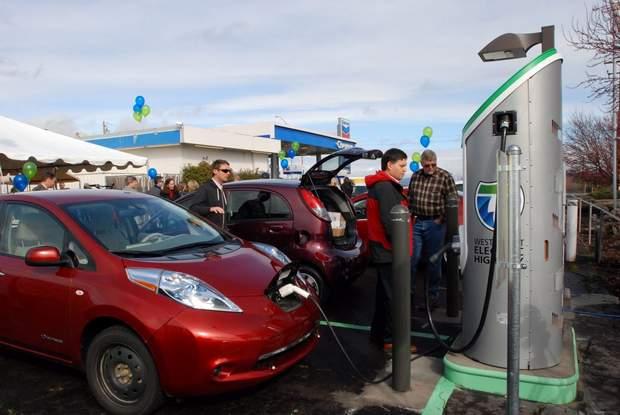 El vehículo eléctrico en Vitoria-Gasteiz