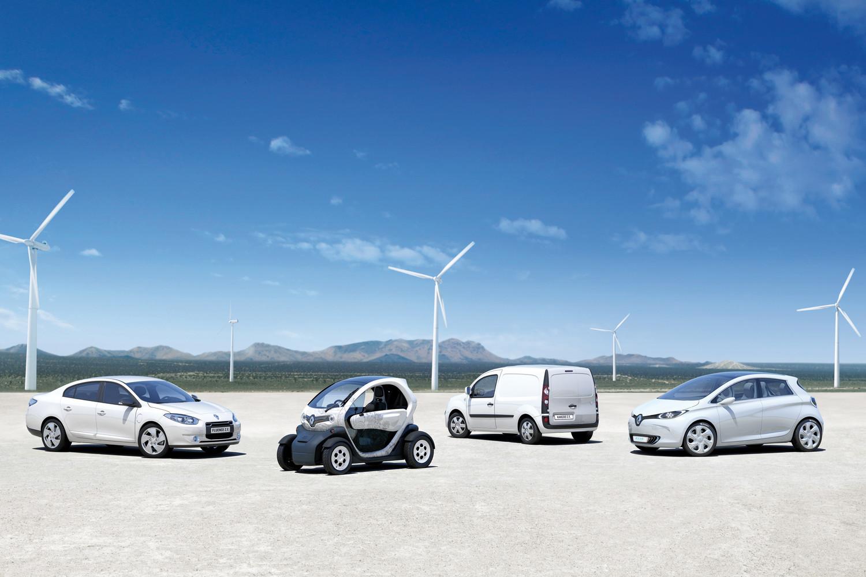 Los vehículos eléctricos no pagarán ORA en Palma