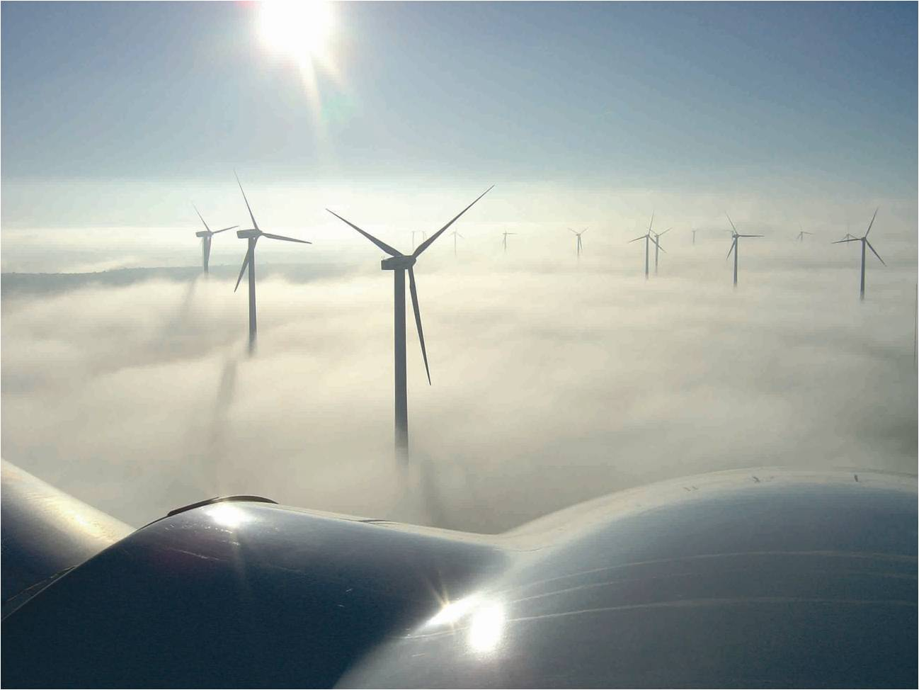 Gamesa vende un parque eólico en Polonia con 15 aerogeneradores G90