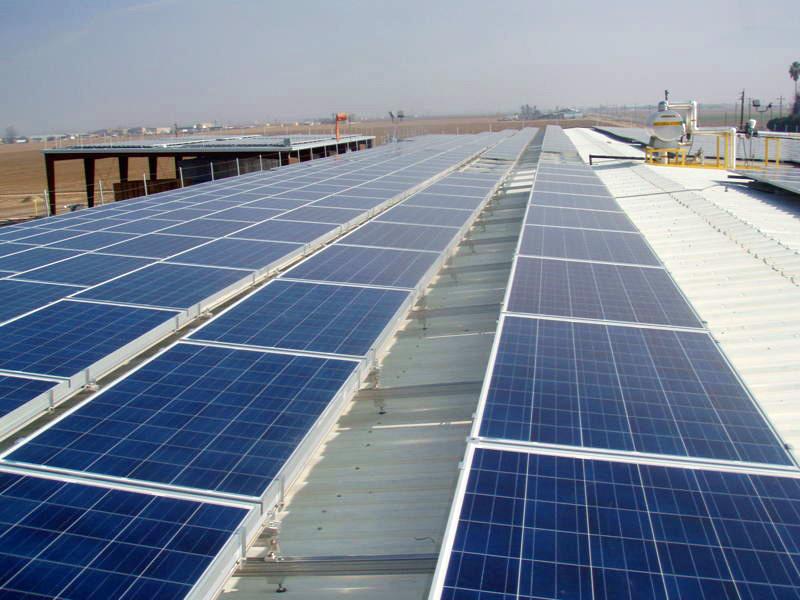 Conergy construye el primer sistema de energía solar fotovoltaica para una desalinizadora en Túnez