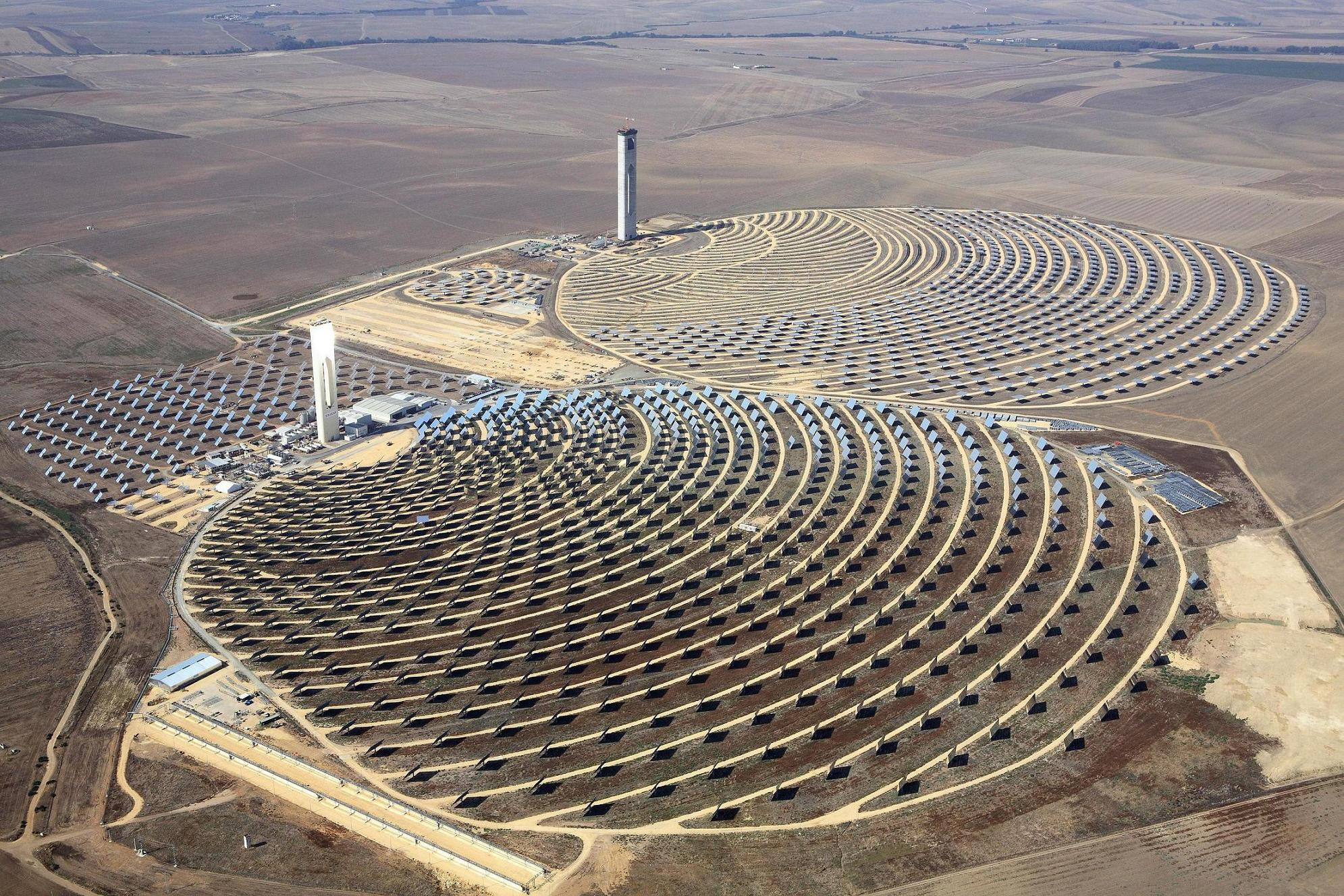 Premios Internacionales para la Termosolar de CSP Today