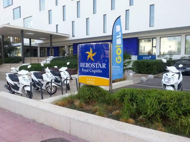 Alquiler de vehículos eléctricos en Murcia