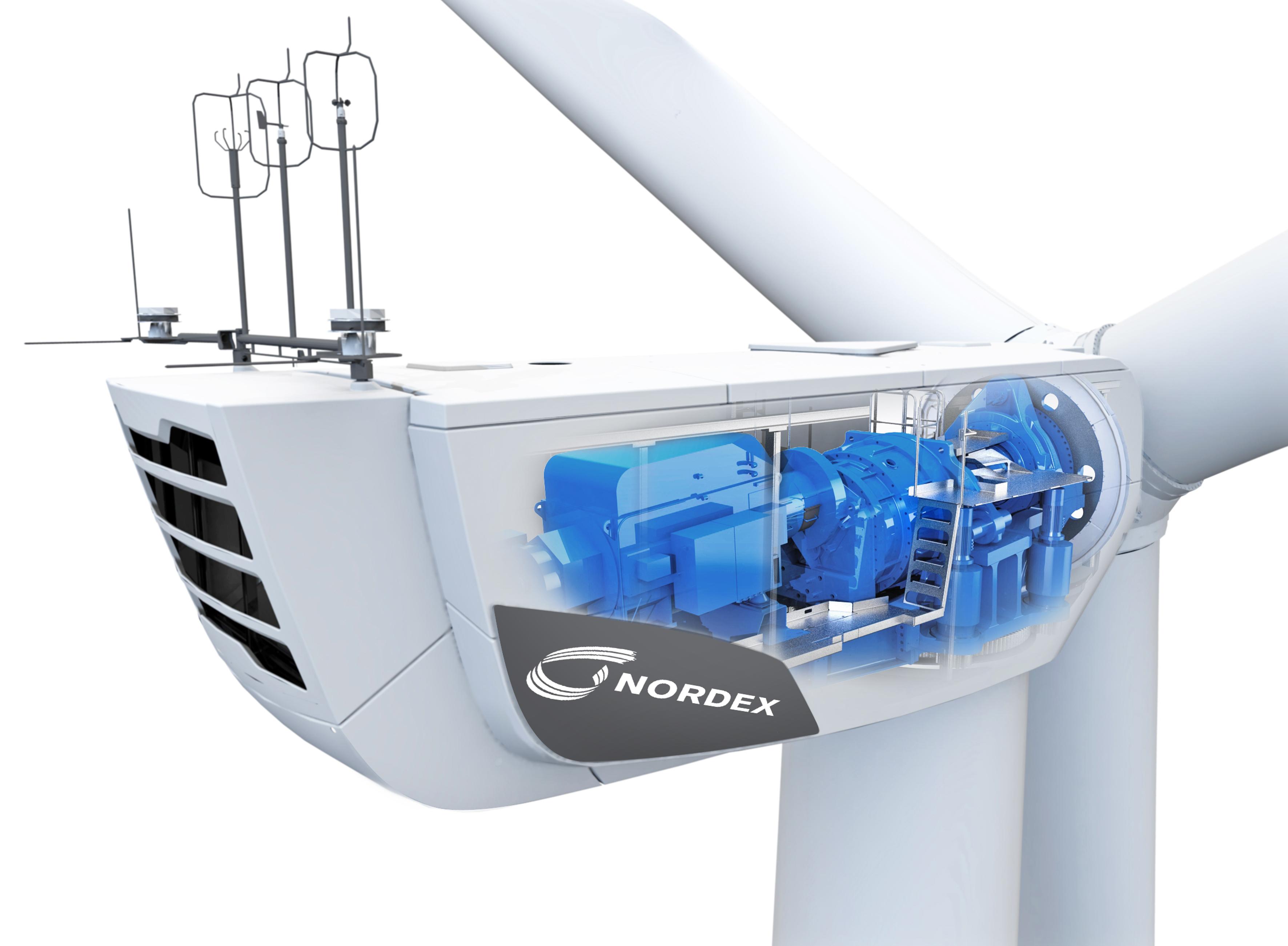 Eólica en Uruguay: Nordex vende 28 aerogeneradores para un parque eólico de UTE