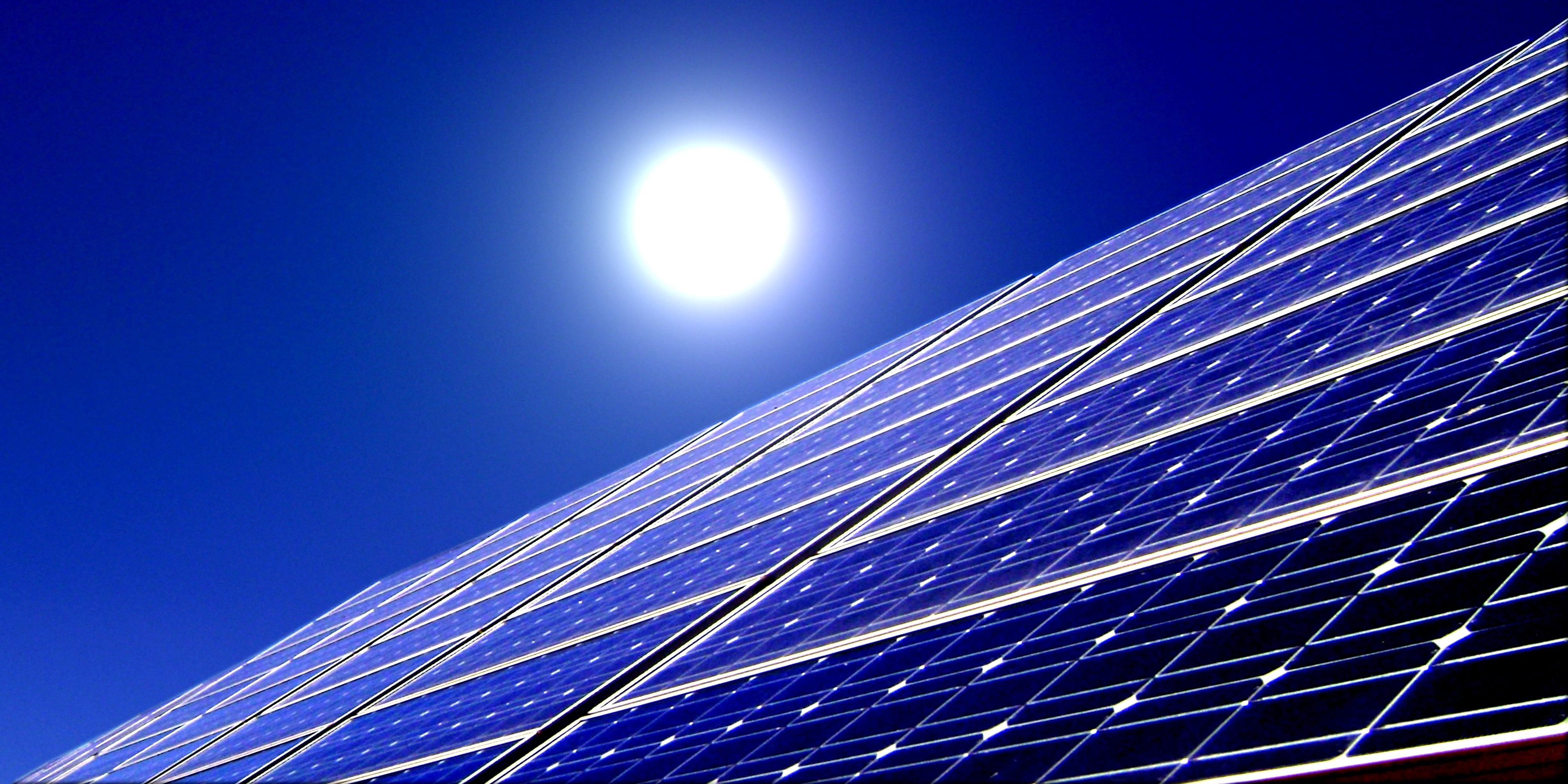 Endesa instala fotovoltaica en Extremadura