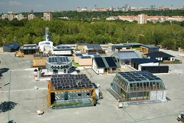 Final de Solar Decathlon Europe 2012