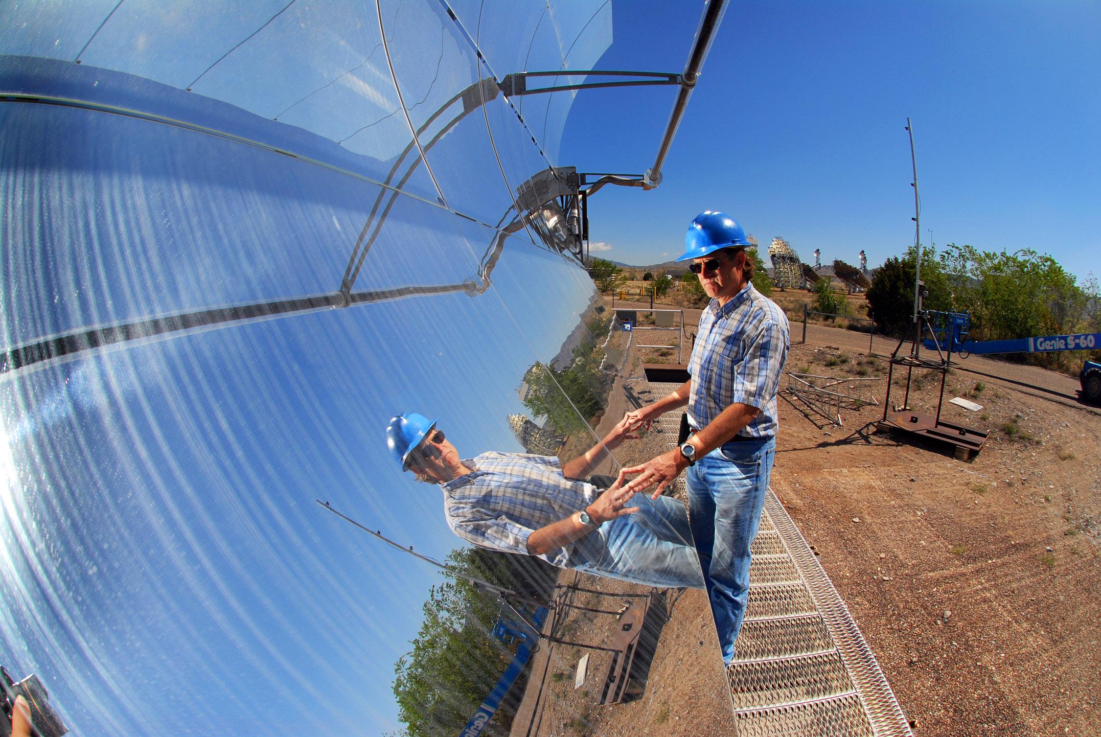 Primera termosolar para la minería en Chile
