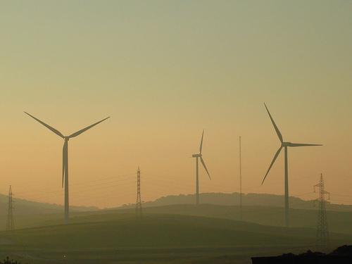Eólica en Andalucía: Cádiz concentra el 48 por ciento de los parques eólicos