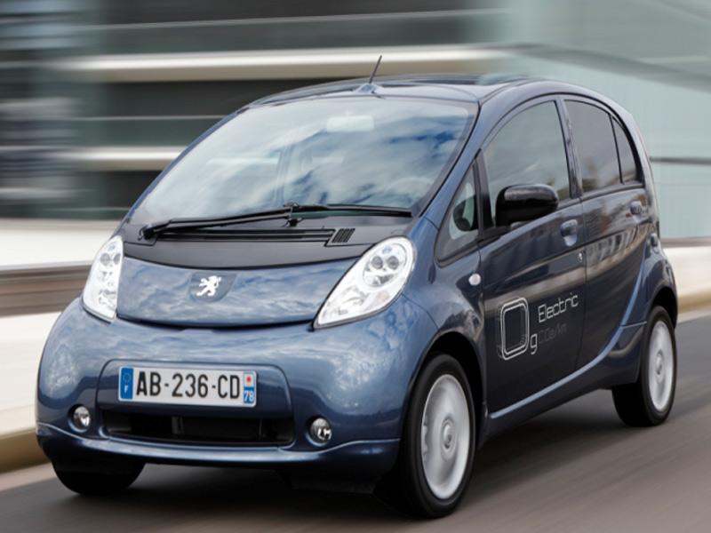 Gijón implanta un servicio de Car Sharing de vehículos eléctricos