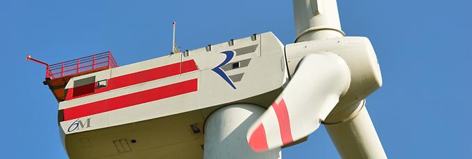 RWE Innogy utilizará aerogeneradores de 6,15 MW REpower para la eólica marina, por José Santamarta