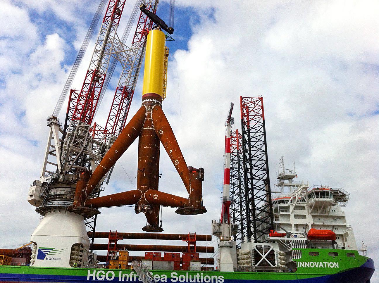 Eólica: HOCHTIEF y Windreich presentan el proyecto Global Tech I en Husum WindEnergy 2012