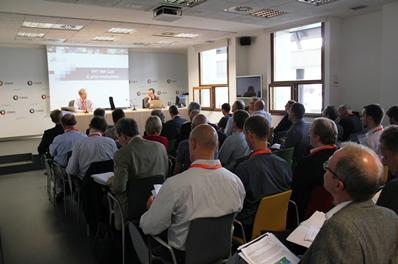 Eólica: El Comité de Dirección de EERA se reúne en el Centro Nacional de Energías Renovables