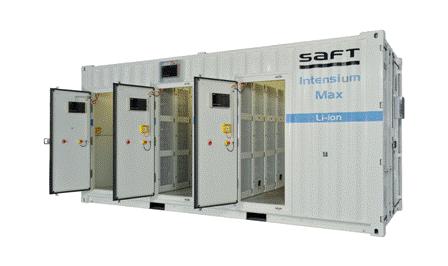 Baterías de Saft para el proyecto STORE, liderado por Endesa