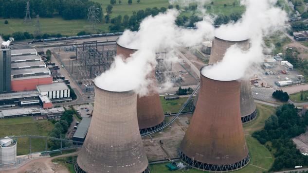 Las emisiones de CO2 baten récords en 2012 a pesar del aumento de las energías renovables